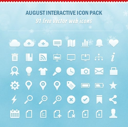 50 Free and Amazing Free Icon Sets